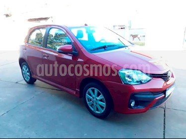 Foto venta Auto usado Toyota Etios Sedan XLS 2016/17 (2018)