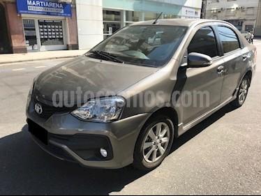 Foto venta Auto usado Toyota Etios Sedan XLS Aut 2016/17 (2017) color Gris Oscuro precio $430.000