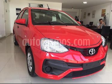 Foto venta Auto usado Toyota Etios Sedan XLS Aut (2019) color Rojo precio $611.000