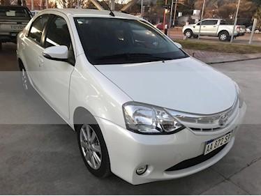 Foto venta Auto usado Toyota Etios Sedan XLS Aut (2017) color Blanco precio $490.000