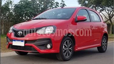 Foto venta Auto usado Toyota Etios Sedan XLS Aut (2019) color Gris Oscuro precio $645.900
