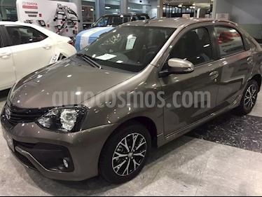 Foto venta Auto usado Toyota Etios Sedan XLS Aut (2019) color Gris Oscuro precio $590.000
