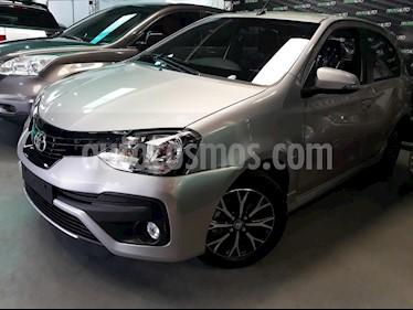 Foto venta Auto usado Toyota Etios Sedan XLS Aut (2019) color Gris Claro precio $556.900
