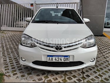 Foto venta Auto usado Toyota Etios Sedan XLS Aut (2016) color Blanco Perla precio $550.000