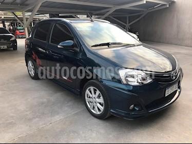 Foto venta Auto usado Toyota Etios Sedan XLS Aut (2017) color Azul precio $670.000