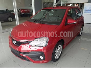 Foto venta Auto usado Toyota Etios Sedan XLS Aut (2019) color Rojo precio u$s2.924