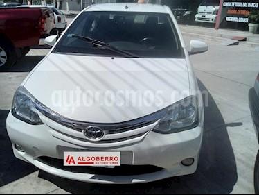Foto venta Auto usado Toyota Etios Sedan XLS (2014) precio $340.000