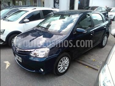 Foto venta Auto usado Toyota Etios Sedan XLS (2015) color Azul precio $399.000