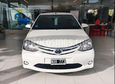 Foto venta Auto usado Toyota Etios Sedan XLS (2013) color Blanco precio $395.000