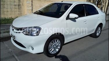 Foto venta Auto Usado Toyota Etios Sedan XLS (2015) color Blanco precio $315.000