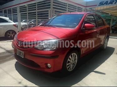 Foto venta Auto Usado Toyota Etios Sedan XLS (2015) color Rojo Vivo precio $318.000