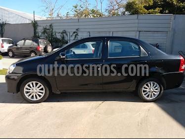 Foto venta Auto usado Toyota Etios Sedan XLS (2014) color Negro precio $400.000