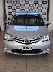 Foto venta Auto usado Toyota Etios Sedan XLS (2015) color Gris Claro precio $380.000