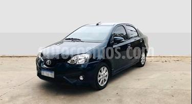 Foto venta Auto usado Toyota Etios Sedan XLS (2017) color Azul precio $580.000