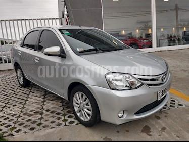 Foto venta Auto usado Toyota Etios Sedan XLS (2015) color Gris Plata  precio $498.000