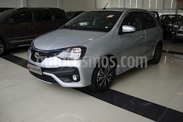Foto venta Auto Usado Toyota Etios Sedan XLS (2019) color Gris Claro precio $250.000