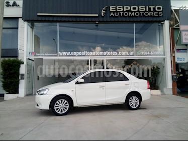 Foto venta Auto usado Toyota Etios Sedan XLS (2014) color Blanco precio $335.000