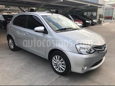 Foto venta Auto usado Toyota Etios Sedan XLS (2015) color Gris Claro precio $480.000
