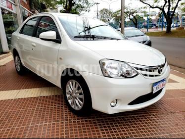 Foto venta Auto usado Toyota Etios Sedan XLS (2014) color Blanco precio $434.990