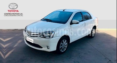 Foto venta Auto usado Toyota Etios Sedan XLS (2017) color Blanco precio $480.000