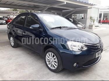 Foto venta Auto usado Toyota Etios Sedan XLS (2015) color Azul precio $380.000