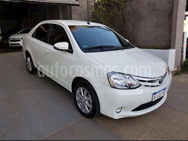 Foto venta Auto usado Toyota Etios Sedan XLS (2016) color Blanco precio $510.000