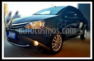 Toyota Etios Sedan XLS usado (2015) color Negro precio $555.000