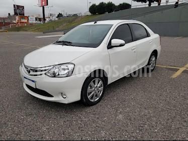 Foto venta Auto usado Toyota Etios Sedan XLS (2016) color Blanco precio $425.000