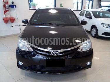 Foto venta Auto Usado Toyota Etios Sedan XLS (2015) color Negro precio $320.000