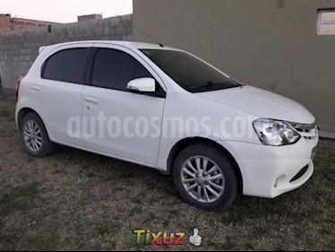 Foto venta Auto Usado Toyota Etios Sedan XS 2015/2016 (2016) color Blanco Perla precio $305.000