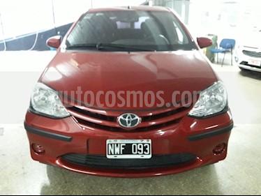 Foto venta Auto usado Toyota Etios Sedan XS 2015/2016 (2015) color Rojo precio $320.000