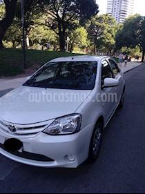 Foto venta Auto Usado Toyota Etios Sedan XS 2015/2016 (2016) color Blanco precio $318.000