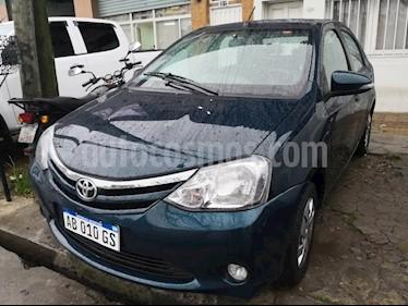 Foto venta Auto usado Toyota Etios Sedan XS 2016/17 (2017) color Azul Catalina precio $335.000