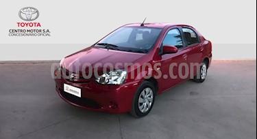 Foto venta Auto usado Toyota Etios Sedan XS 2016/17 (2016) color Rojo precio $390.000