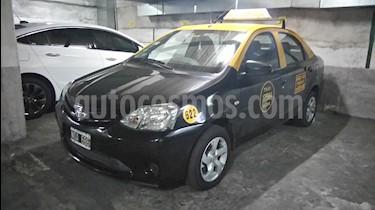 Foto venta Auto usado Toyota Etios Sedan XS (2014) color Negro precio $220.000