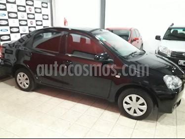 Toyota Etios Sedan XS usado (2015) color Negro precio $440.000