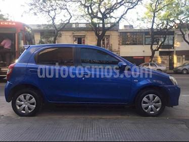 Foto venta Auto Usado Toyota Etios Sedan XS (2014) color Azul Celeste precio $290.000