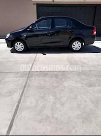 Toyota Etios 1.5L  usado (2019) color Negro precio u$s10,450