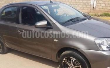 Toyota Etios 1.5L  usado (2019) color Gris precio u$s9,800