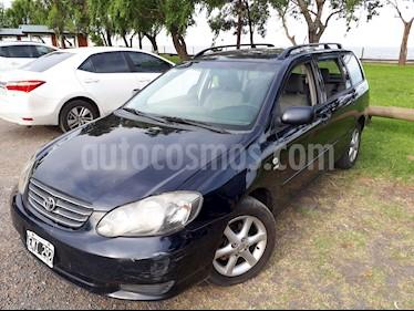 Foto venta Auto Usado Toyota Fielder XEi Aut (2004) color Azul precio $130.000
