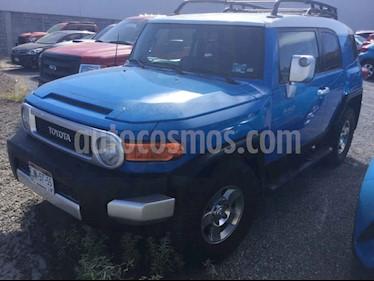 Toyota FJ Cruiser Premium usado (2008) color Azul precio $260,000