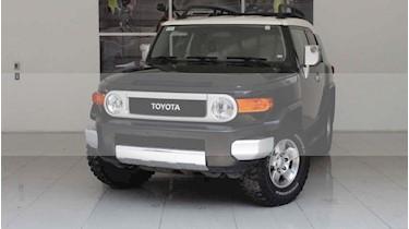 Foto venta Auto usado Toyota FJ Cruiser Premium (2008) color Negro precio $250,000
