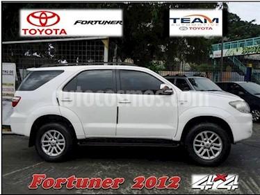Toyota Fortuner 4.0L Aut 4x4 usado (2012) color Blanco Nieve precio BoF23.500