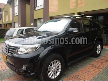 Toyota Fortuner Urbana 2.7L 4x2  usado (2013) color Negro precio $72.000.000