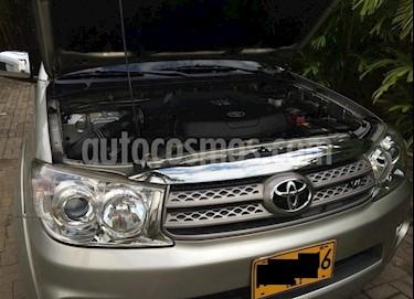 Toyota Fortuner Plus 4.0L Aut usado (2010) color Plata Metalico precio $45.000.000