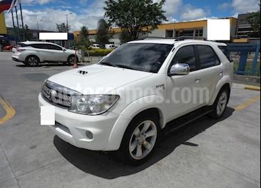 Toyota Fortuner Plus 3.0L Di Aut usado (2009) color Blanco precio $40.000.000
