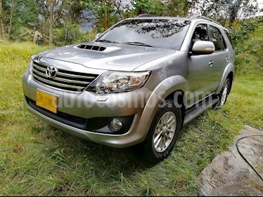 Foto venta Carro usado Toyota Fortuner Plus 3.0L Diesel Aut (2016) color Gris precio $120.000.000