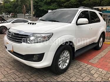 Foto venta Carro usado Toyota Fortuner Plus 3.0L Diesel Aut (2014) color Blanco precio $100.000.000