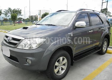 Toyota Fortuner Plus 4.0L Aut usado (2008) color Gris precio $30.000.000