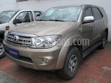 Foto venta Carro usado Toyota Fortuner Urbana 2.7L 4x2 Aut (2011) color Bronce precio $63.900.000